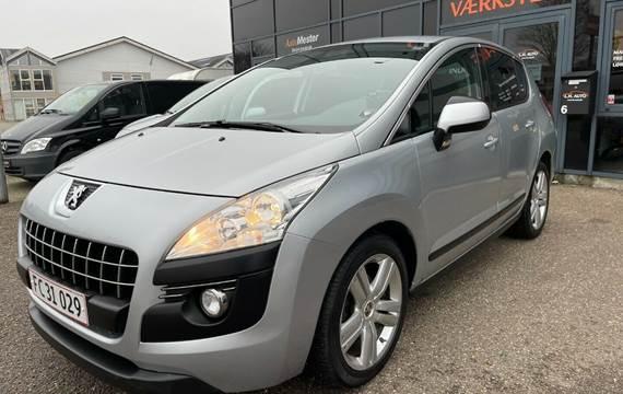 Peugeot 3008 2,0 HDi 150 Premium