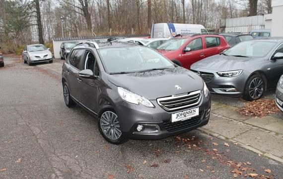 Peugeot 2008 1,6 BlueHDi 75 Active Sky
