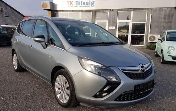 Opel Zafira Tourer 2,0 CDTi 130 Cosmo eco