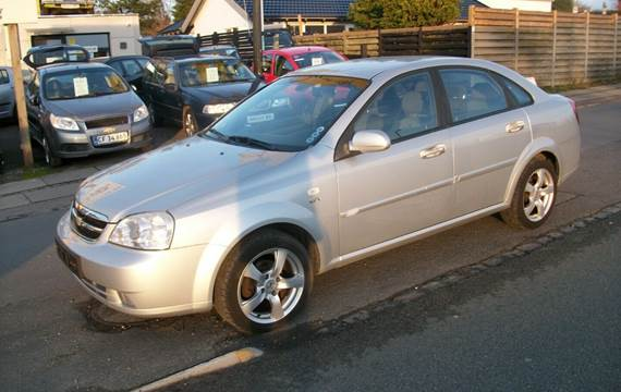 Chevrolet Nubira 1,8 CDX