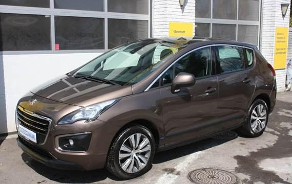 Peugeot 3008 1,6 HDi 114 Premium
