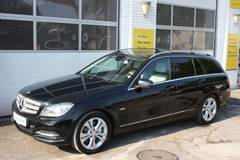 Mercedes C350 3,0 CDi Avantgarde stc. aut. BE