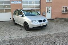 VW Touran 1,9 TDi 105 DSG Van