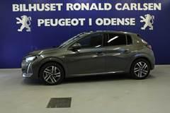 Peugeot 208 1,2 PT 100 Allure Comfort