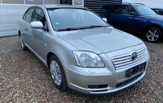 Toyota Avensis 2,0 Sol