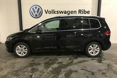 VW Touran 2,0 TDi 115 Highline Family DSG 7p