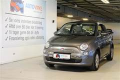 Fiat 500 1,2 Pop  3d