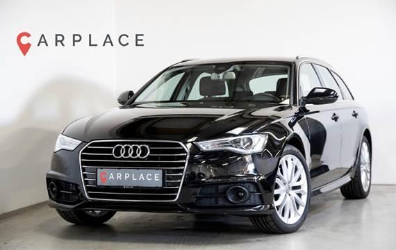 Audi A6 1,8 TFSi 190 Ultra Avant S-tr.