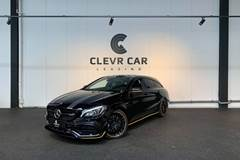 Mercedes CLA45 AMG MercedesCLA45 AMG 4MATIC EDITION ONE Shooting Brake