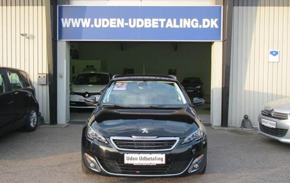 Peugeot 308 1,6 BlueHDi 120 Business Line EAT6