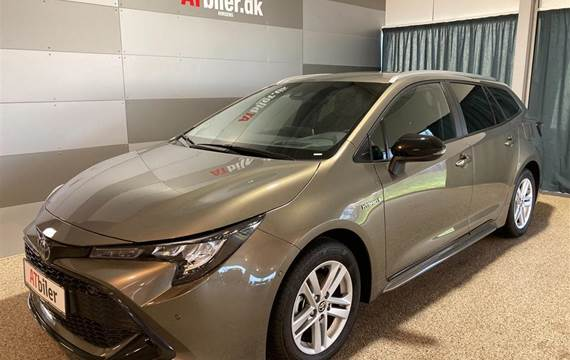 Toyota Corolla 1,8 Touring Sports  B/EL H3 Smart Safety Plus E-CVT  Stc Trinl. Gear