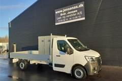 Renault Master 2,3 2.3 dCi S&S 180 Chassis T35 L3