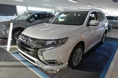 Mitsubishi Outlander 2,4 PHEV Intense 4WD  5d 6g Trinl. Gear