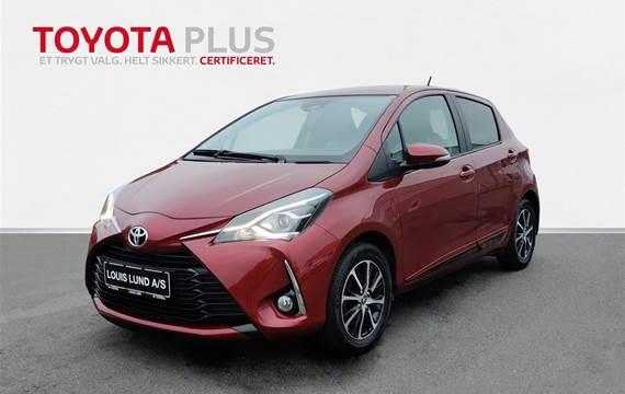 Toyota Yaris 1,5 1.5VVT-iE
