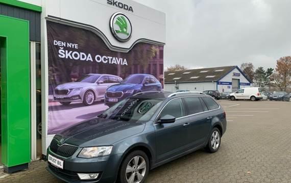 Skoda Octavia 1,4 TSi 150 Style Combi DSG