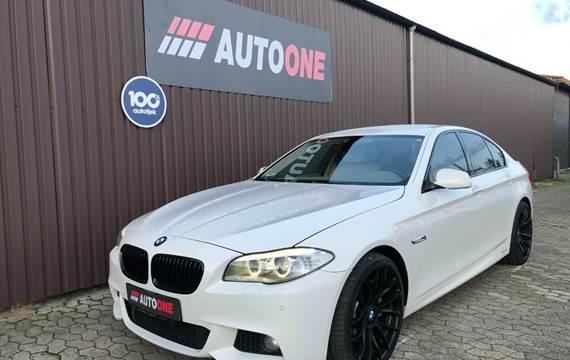 BMW 530d 3,0 aut.