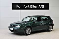VW Golf IV 1,8 Basic