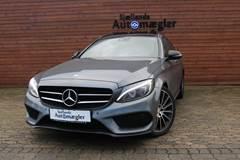 Mercedes C220 d 2,2 AMG Line stc. aut. 4-M