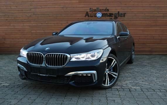 BMW 740d 3,0 M-Sport xDrive aut.