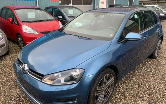 VW Golf VII 1,4 TSi 150 Highline BMT