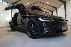 Tesla Model X P100D Ludicrous 7prs