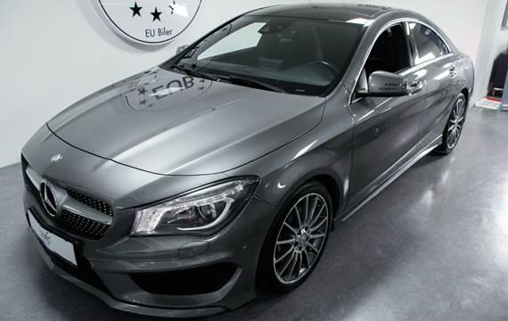 Mercedes CLA220 d 2,2 AMG Line SB aut.