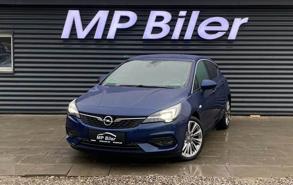Opel Astra 1,4 T 145 Ultimate CVT