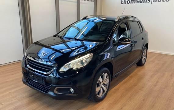 Peugeot 2008 1,2 VTi 82 Access