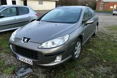 Peugeot 407 1,6 HDi SR
