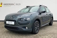 Citroën C4 Cactus 1,6 Blue HDi Challenge start/stop 100HK 5d