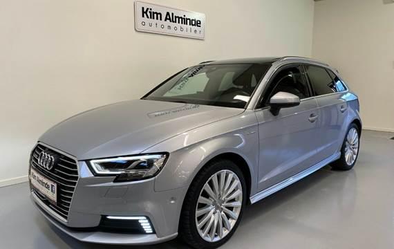 Audi A3 1,4 e-tron SB S-tr.