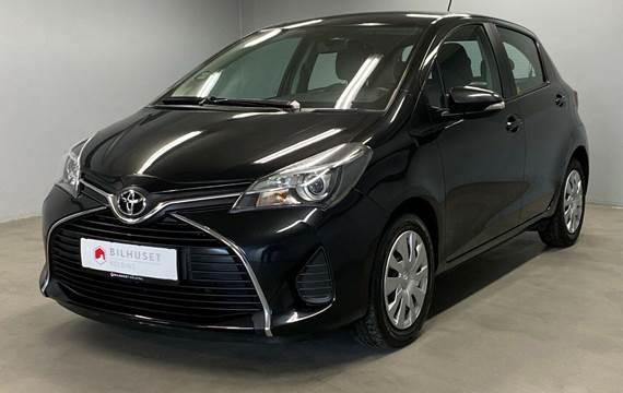 Toyota Yaris 1,4 D-4D T2