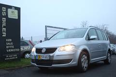 VW Touran 1,4 TSi 140 Trendline Van