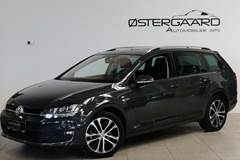 VW Golf VII 2,0 TDi 150 Lounge Variant DSG