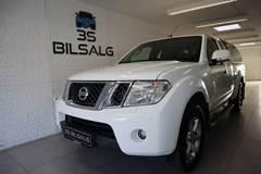 Nissan Navara 2,5 dCi 190 King Cab LE