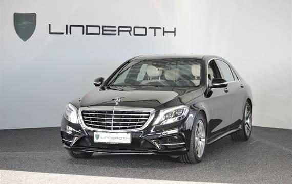 Mercedes S500 4,7 AMG Line aut. 4-M lang