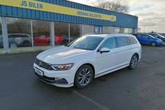 VW Passat 1,8 TSi 180 High+ Variant DSG