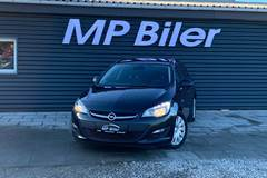 Opel Astra 1,7 CDTi 110 Enjoy ST eco
