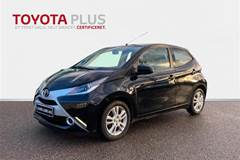 Toyota Aygo 1,0 VVT-I X-Play  5d