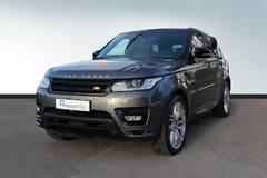 Land Rover Range Rover sport 3,0 SDV6 Autobiography Dynamic aut