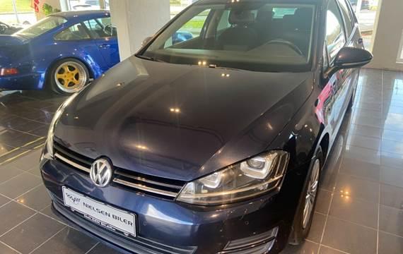 VW Golf VII 1,6 TDi 110 Trendline Variant