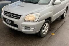 Kia Sportage 2,0 CRDi LX Van