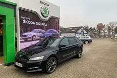 Skoda Superb 1,4 TSi iV Sportline Combi DSG
