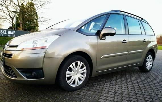 Citroën Grand C4 Picasso 1,6 HDi 109 Seduction
