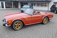 Triumph TR6 2,5 Cabriolet