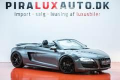Audi R8 5,2 FSi Spyder quattro R-tr.