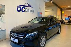 Mercedes C200 1,6 BlueTEC Business stc. aut.