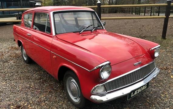 Ford Anglia 1,0 105E DeLuxe