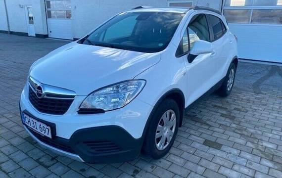 Opel Mokka 1,6 Essentia eco