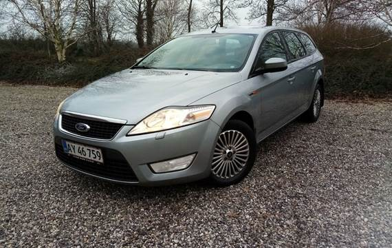 Ford Mondeo 2,0 TDCi 140 Trend
